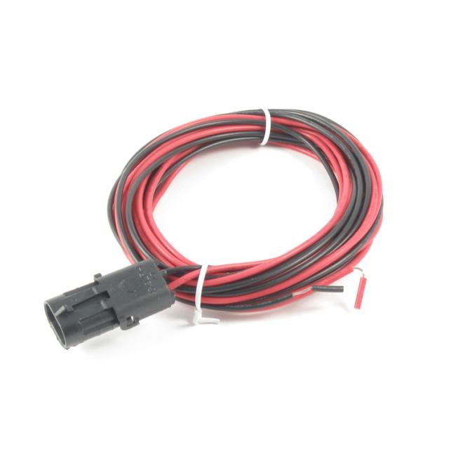 Hobie - Pigtail Wire/ 12Ft For 12V Bat