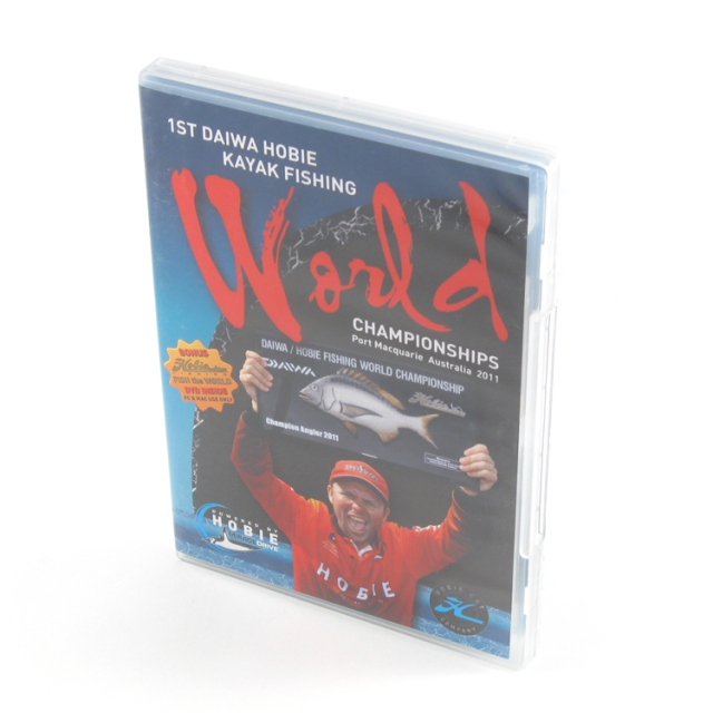 Hobie - Dvd 1St H Kayak World Champ