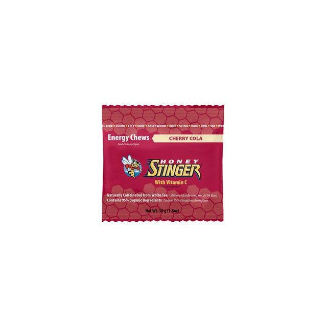 Honey Stinger - Honey Stinger Cherry Cola Organic Energy Chews
