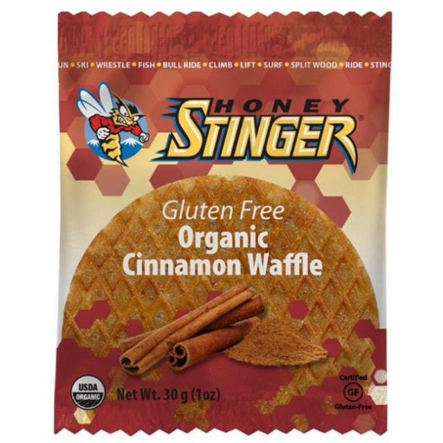 Honey Stinger - Gluten Free Stinger Waffles