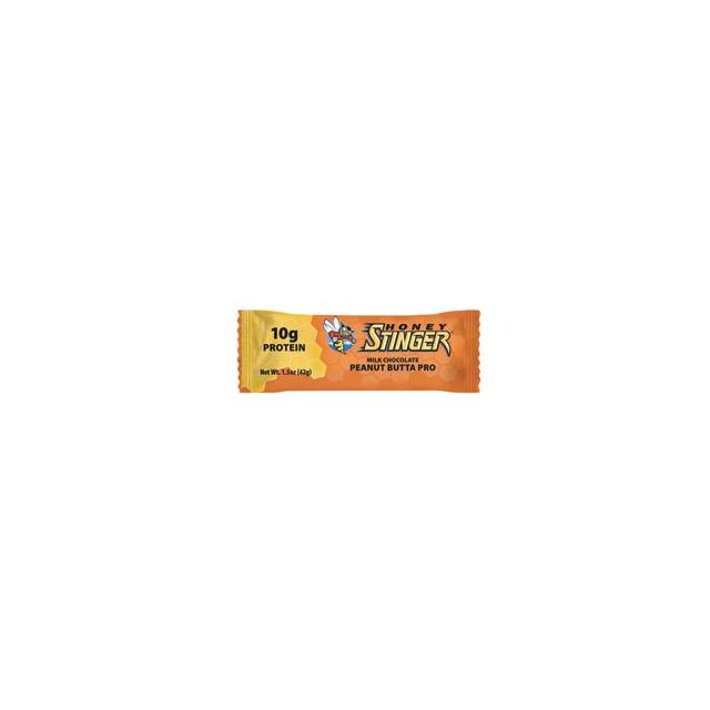 Honey Stinger - Honey Stinger Chocolate Coated Peanut Butta Protein Bar