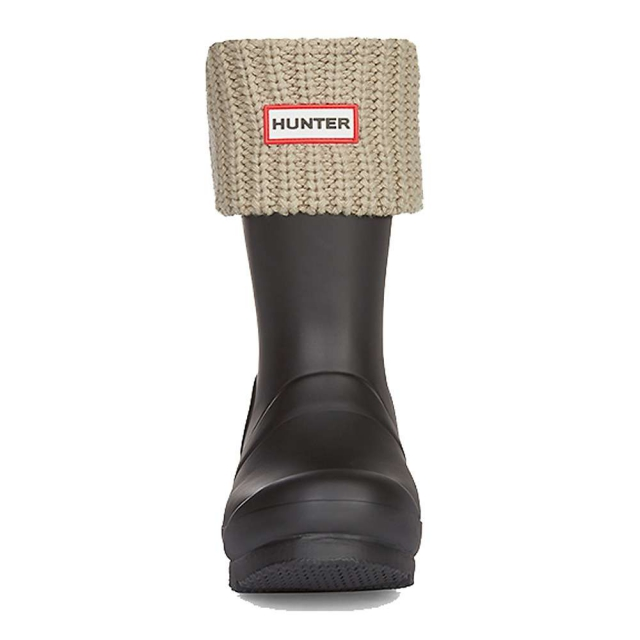 Hunter - Women's Half Cardigan Short Boot Socks