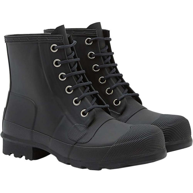 Hunter - Men's Original Rubber Lace Up Boot