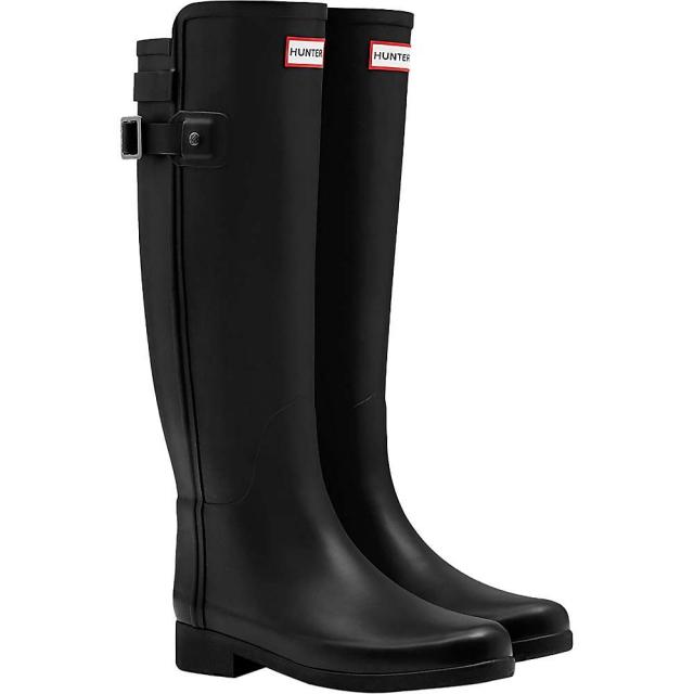 Hunter - Women's Original Refined Back Strap Tall Boot