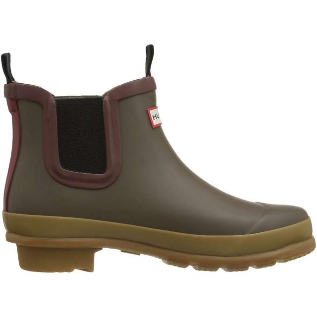 Hunter - Kids' Original Gum Sole Chelsea Boot