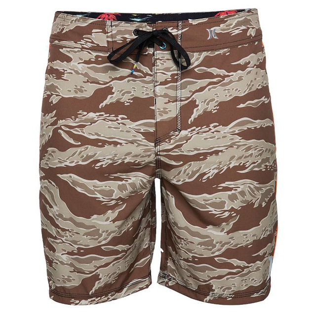 Hurley - Phantom 30 Flammo Tiger Boardshorts - Men's