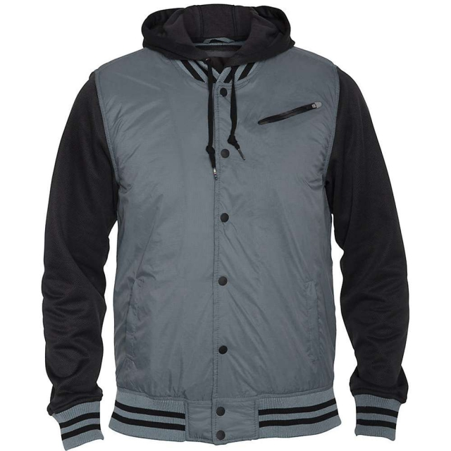 Hurley - All City Fleece Jacket Aviator Grey - Men's
