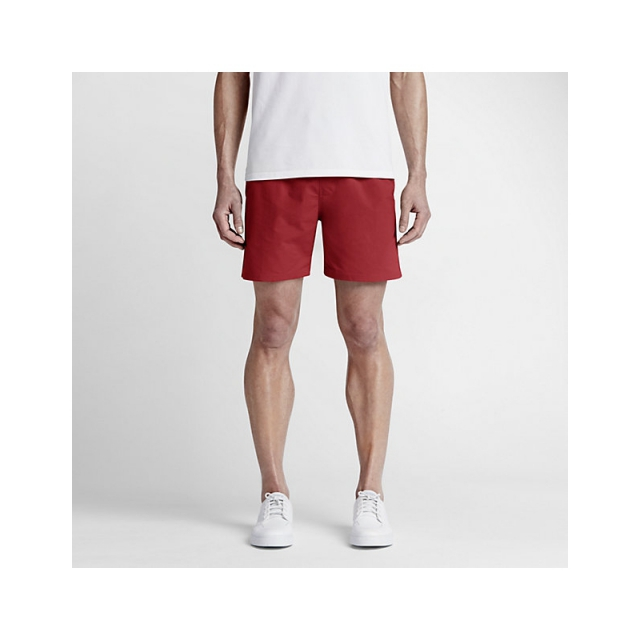 Hurley - Mens One & Only Volley Walkshorts - Closeout Gym Red XL