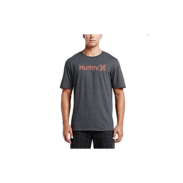 Hurley - One and Only Push Through Short Sleeves T-Shirt