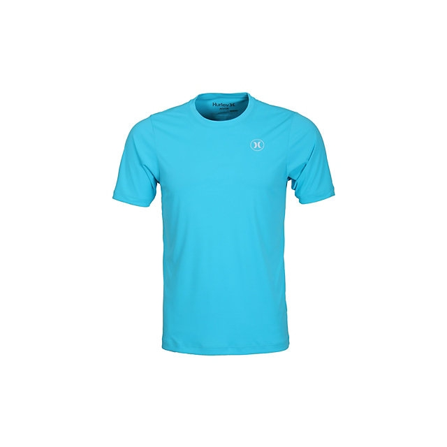 Hurley - Dri-Fit Icon SS Surf Shirt Mens Rash Guard