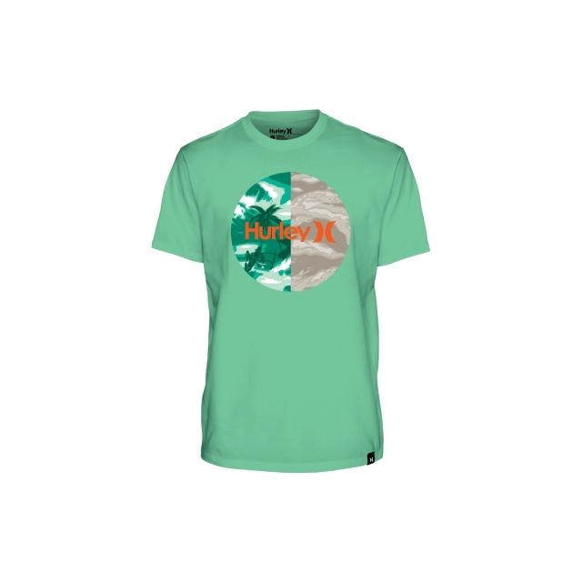 Hurley - Hurley Krush Flammo Mens Premium Fit T-Shirt