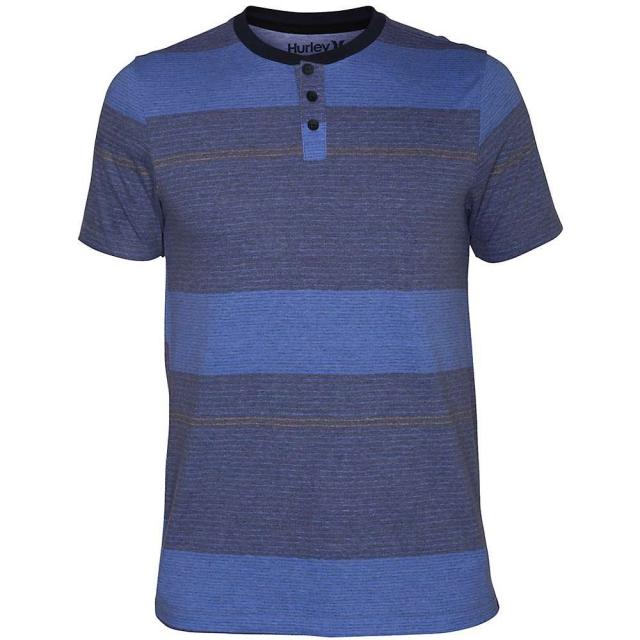 Hurley - Men's Civilian Henley Shirt