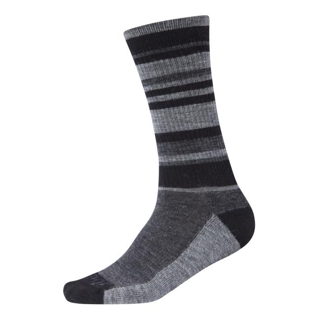 Ibex - Multi Stripe Sock