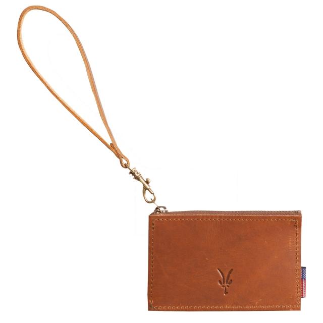 Ibex - Zippered Wallet Queen City
