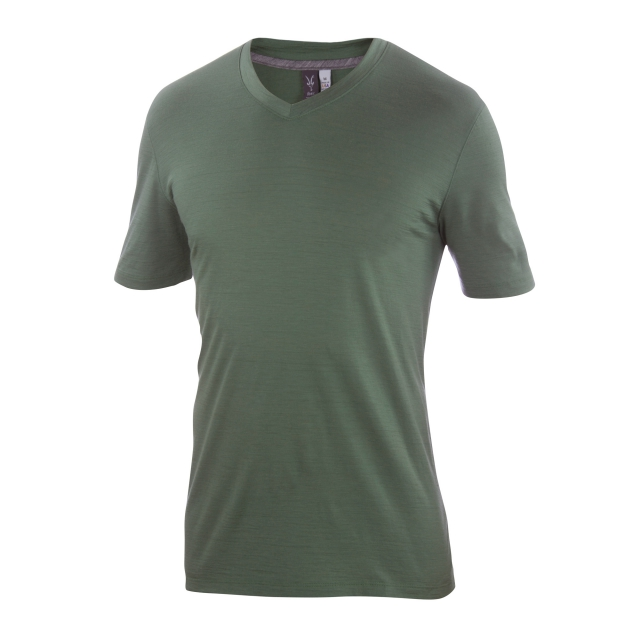 Ibex - Axis V-neck
