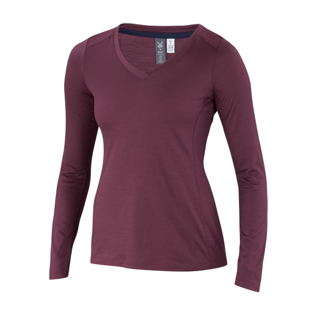 Ibex - Women's All Day Long Sleeve