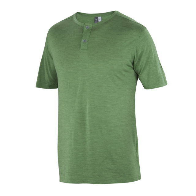 Ibex - Men's Henley T