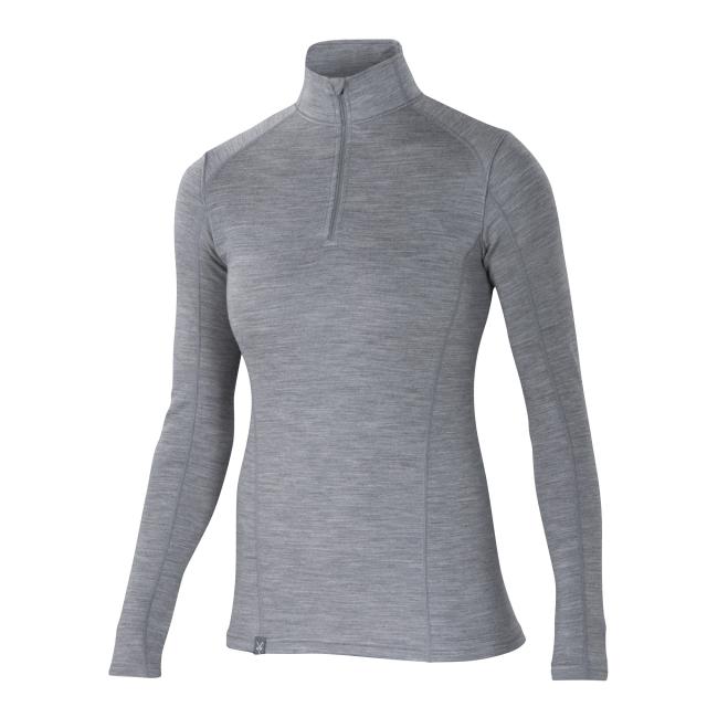 Ibex - Women's Woolies 2 Zip T-Neck