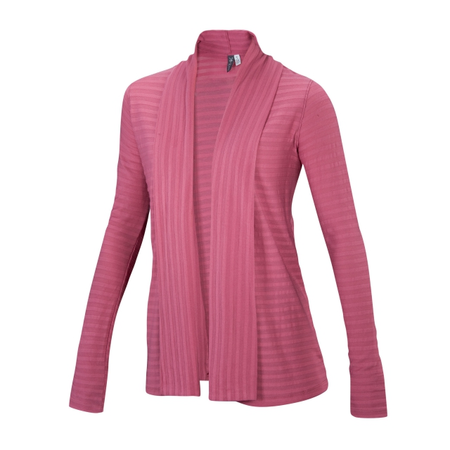 Ibex - Women's Shadow Stipe Cardigan