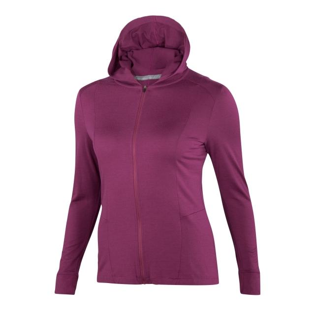 Ibex - Women's VT Hooded Full Zip