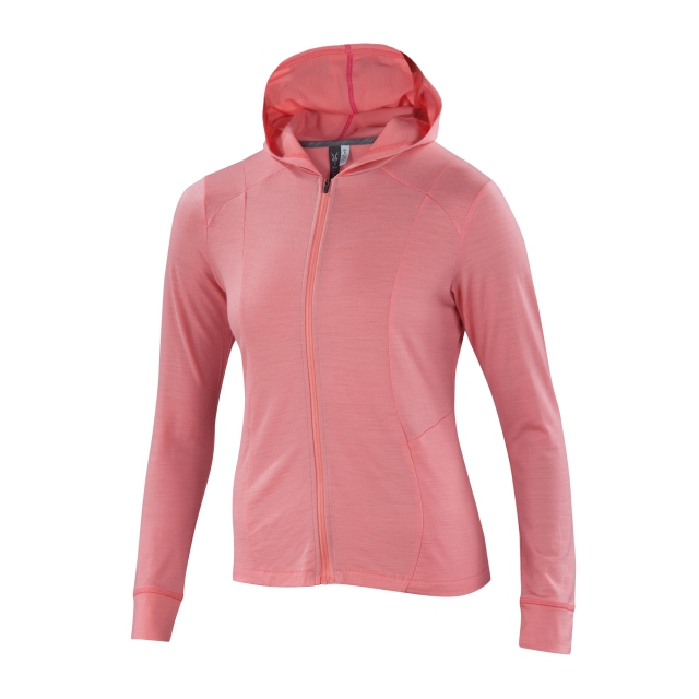 Ibex - VT Hooded Full Zip