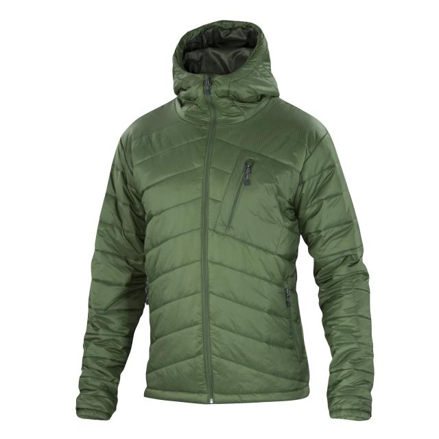 Ibex - Men's Wool Aire Hoody