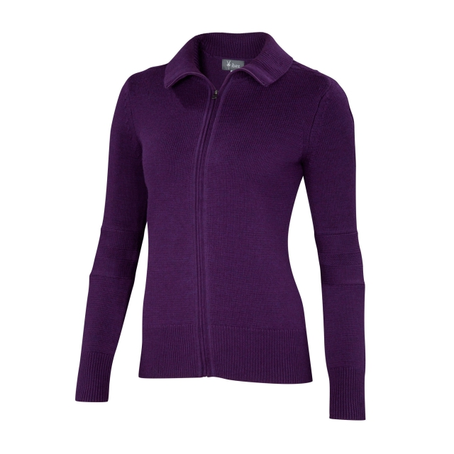 Ibex - Women's Chroma Sweater Full Zip
