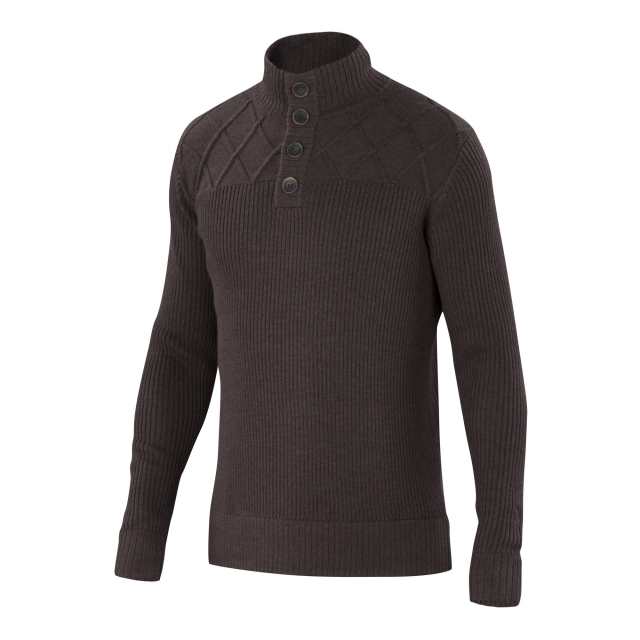 Ibex - Men's Mountain Sweater Pullover