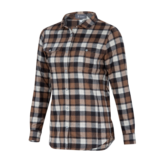 Ibex - Taos Plaid Shirt