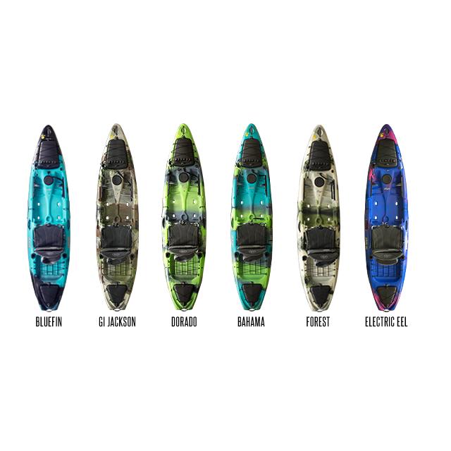 Jackson Kayak - Kraken 13.5