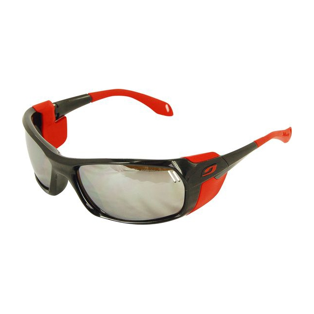 Julbo - - Bivouak Camel Antifog Glasses - Matt Black