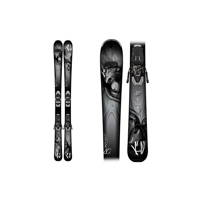 K2 - Potion 80 XTi Womens Skis with ERC 11.0 TC Bindings