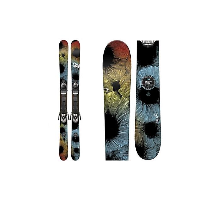 K2 - Missy Kids Skis with Marker Fastrak2 4.5 Bindings 2017