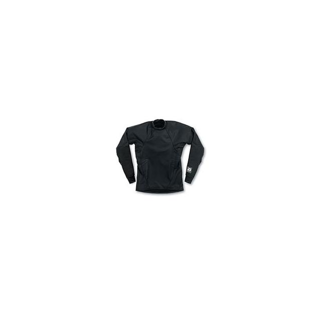 Kokatat - Surfskin Long Sleeve Shirt - Black In Size: Small