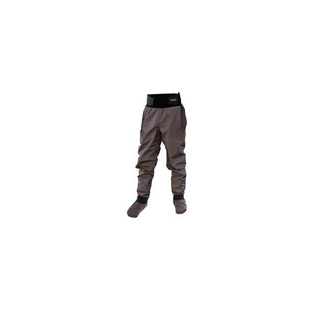 Kokatat - Hydrus 3L Tempest Pants with Socks - Women's - Grey In Size