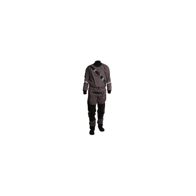 Kokatat - Goretex Lightweight Paddling Suit - Grey In Size: Extra Large