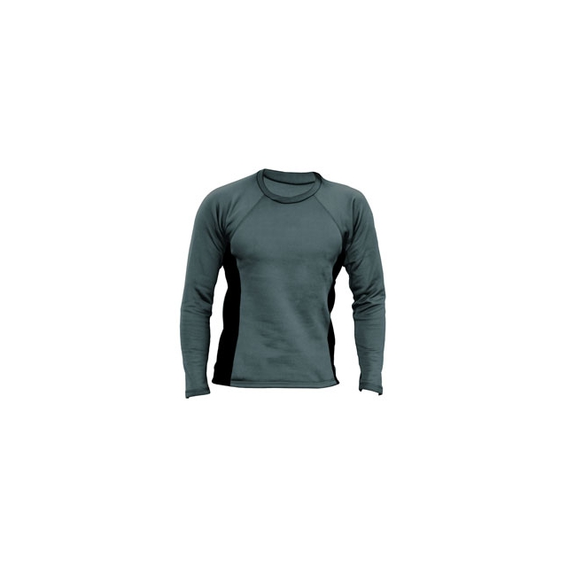 Kokatat - Power Dry Outer Core Long Sleeve Top - Women's - Graphite In Size: Large