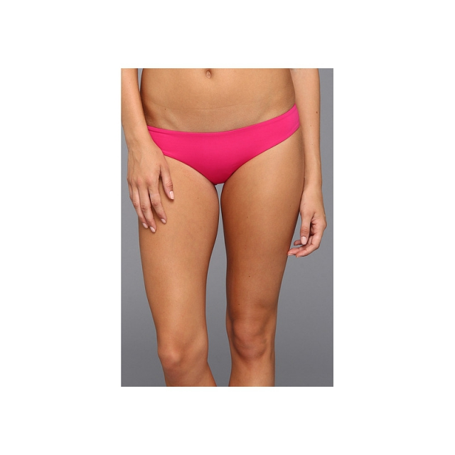 L Space - Womens Lydia Bottom Classic - Sale Hot Pink Small