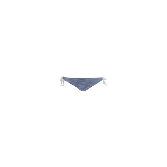 L Space - Womens Fine Lines Dandy Bottom - Closeout Steel Blue Small