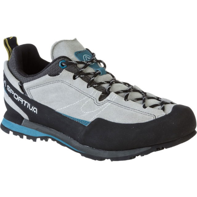La Sportiva - Boulder X Approach Shoe Mens - Light Grey 44.5