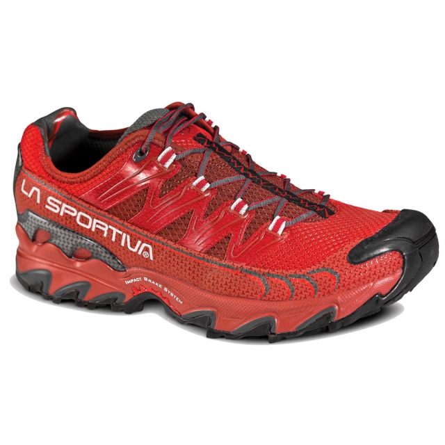 La Sportiva - Ultra Raptor Shoe Mens - Rust / Red 42.5