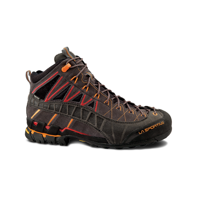 La Sportiva - Men's Hyper Mid GTX, Black/Red, 39.5