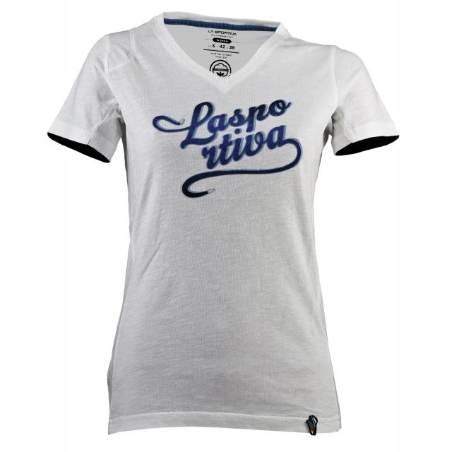 La Sportiva - Laspodiva T-Shirt - Women's White Small