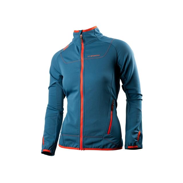 La Sportiva - Iris Jacket - Women's Fjord Large