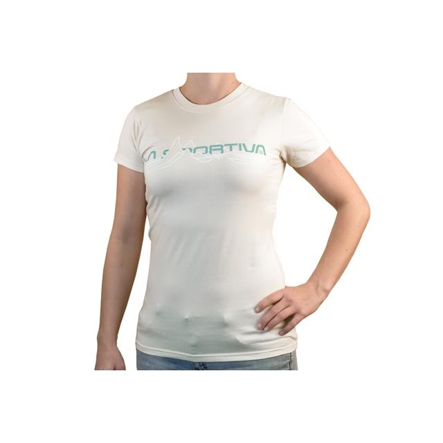 La Sportiva - - Tee Horizon Womens - X-Large - Natural