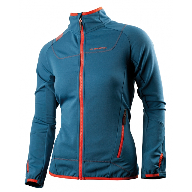 La Sportiva - LASPORTIVA - Iris Jacket - Large - Fjord Blue