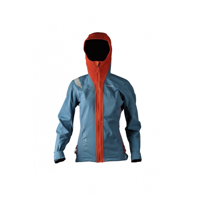La Sportiva - Luna GWS Softshell Jacket - Women's Fjord Large