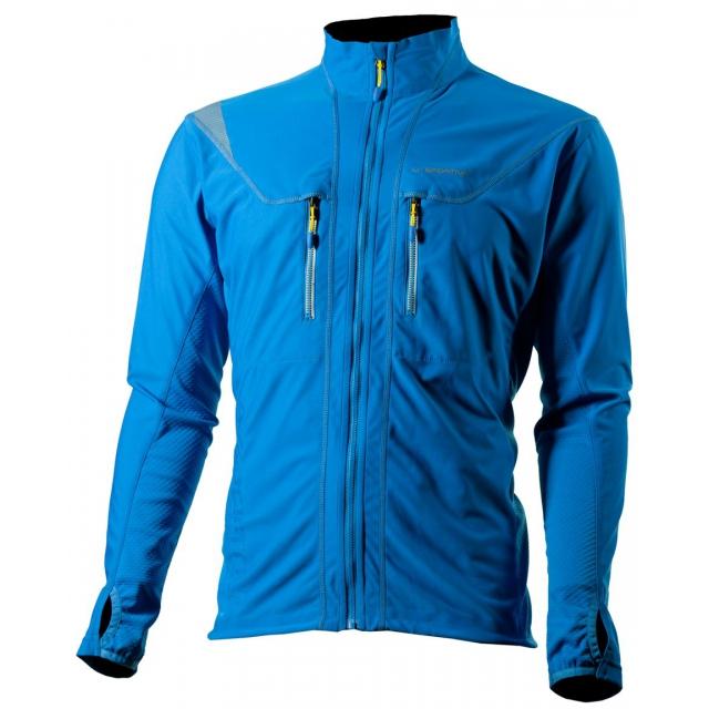 La Sportiva - Merak Soft Shell Jacket - Men's Blue X-Small