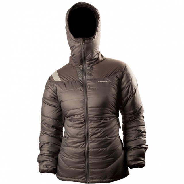 La Sportiva - Tara Down Jacket - Women's Carbon Grey Medium