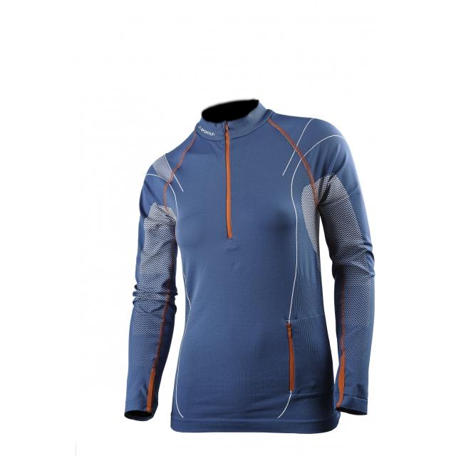 La Sportiva - Venus Long Sleeve - Women's Fjord Large
